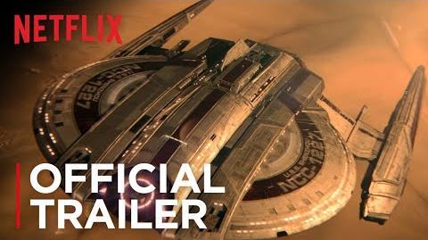 Star Trek Discovery Official Trailer HD Netflix