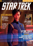 Star Trek Magazine issue 192 cover
