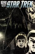 Star Trek Ongoing issue 7 retail incentive cover A