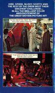 Star Trek Photostory Cover 1 (Back)