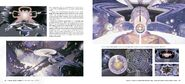 Star Trek TMP The Art and Visual Effects pp. 132-133 spread