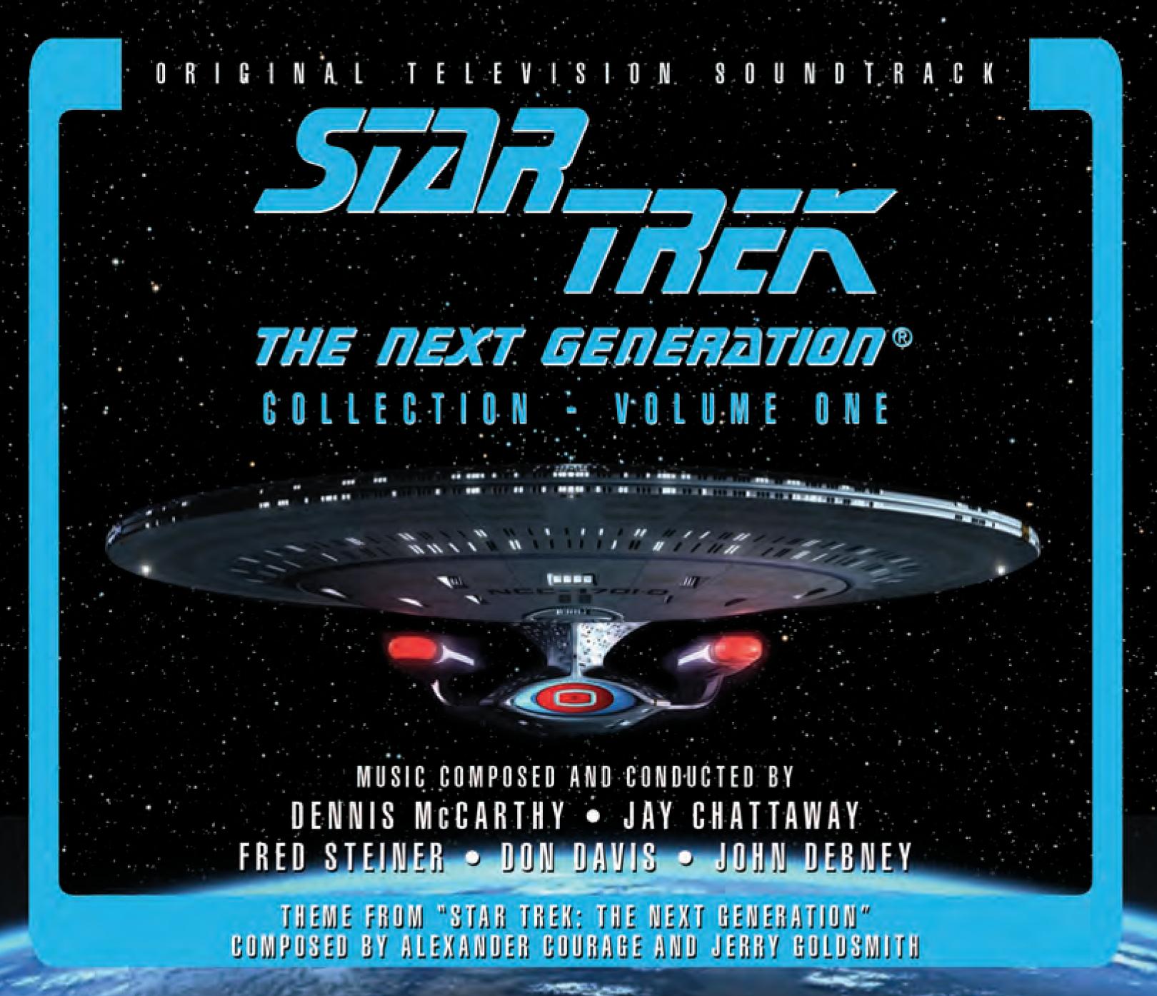 Star Trek: The Next Generation Collection – Volume One