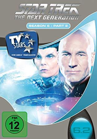 TNG DVD-Box Staffel 6.2