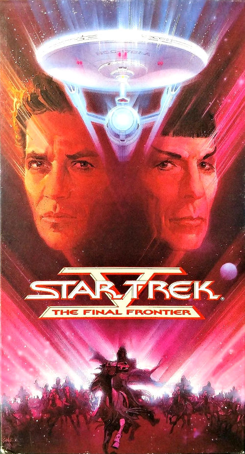 Star Trek V: The Final Frontier (VHS)