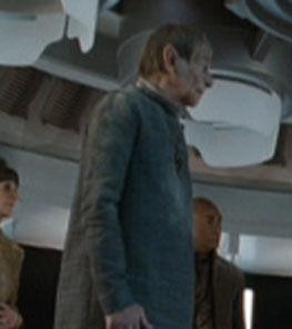 ...as a Vulcan elder
