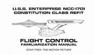 Enterprise Flight Manual 2nd edition cover