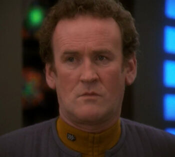 Chief of Operations Miles Edward O'Brien (2375)