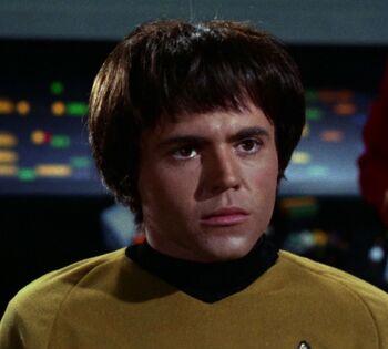 Ensign Chekov in 2267