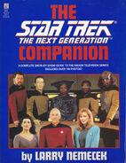 Star Trek The Next Generation Companion, 1st edition