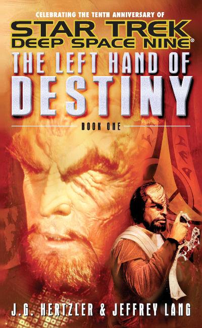 Star Trek: Deep Space Nine - The Left Hand of Destiny