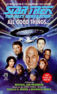 All Good Things novelization cover, paperback edition
