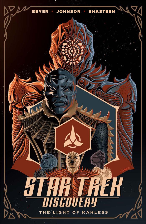 Star Trek: Discovery - The Light of Kahless (omnibus)