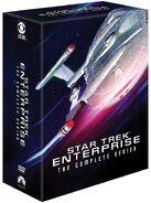 Star Trek Enterprise Complete Series DVD Region 1