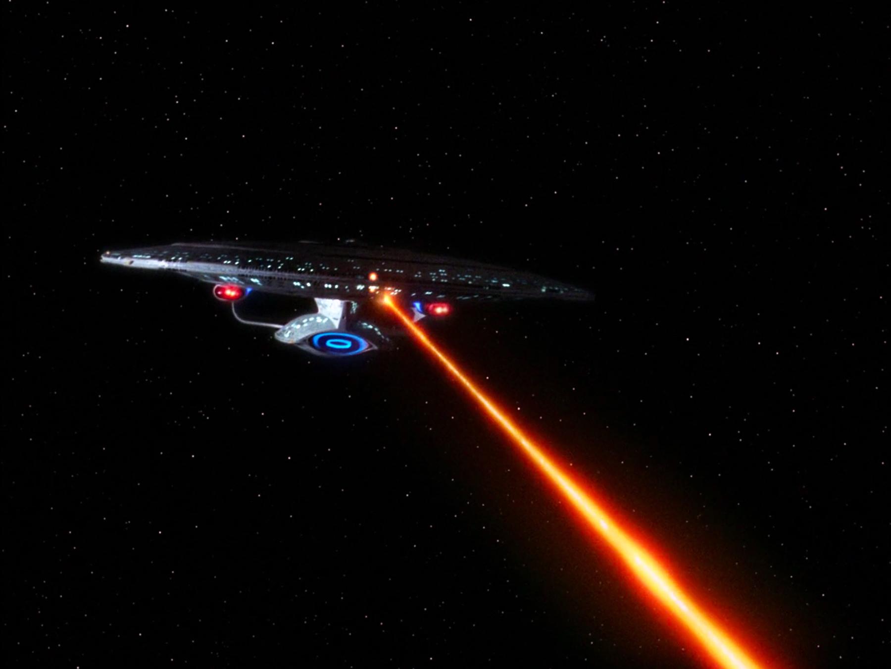 Federation-Klingon War (alternate timeline)