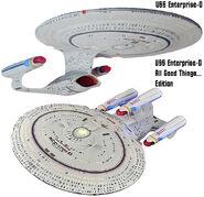 AA DST Enterprise-D