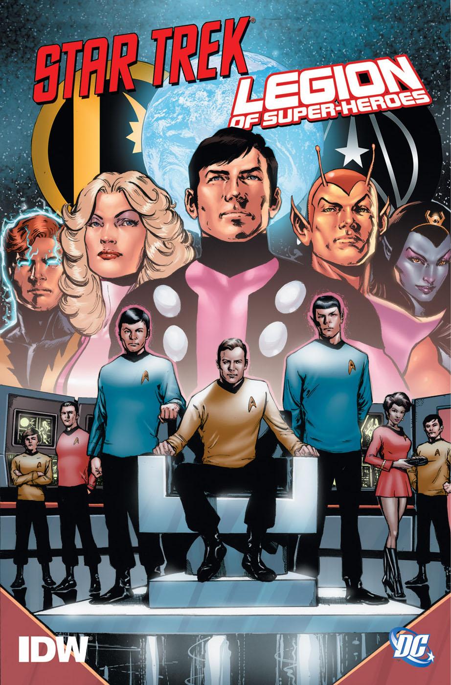 Star Trek - Legion of Super-Heroes (omnibus)