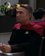 USS Voyager cmd officer 37, mess hall