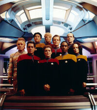 Voyager Cast with Kes.jpg