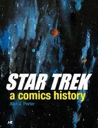 Star Trek A Comics History cover 2