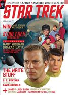 Star Trek Magazine issue 196 cover