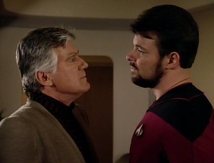 Rikers Vater