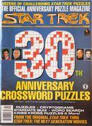 Star Trek 30th Anniversary Crossword Puzzles