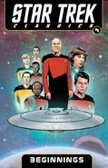 Star Trek Classics - Beginnings cover