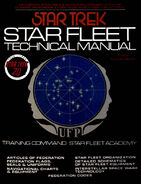 Star Trek Star Fleet Technical Manual 20th Anniversary