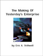 Making of Yesterdays Enterprise Lincoln cover