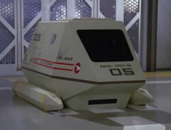 Shuttlepod El-Baz, Time squared.jpg