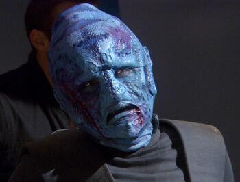 ...as an unnamed alien