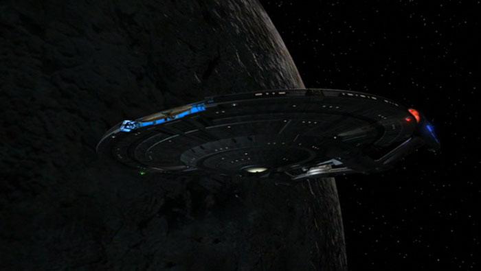 Unnamed Alpha and Beta Quadrant planetoids