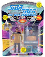 Playmates 1993 La Forge Dress Uniform