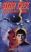 Spock Must Die! (1999 reprint)
