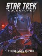 Star Trek Adventures - The Klingon Empire Quickstart Rules