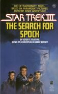 The Search for Spock novel