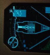 USS Discovery lower deck schematic