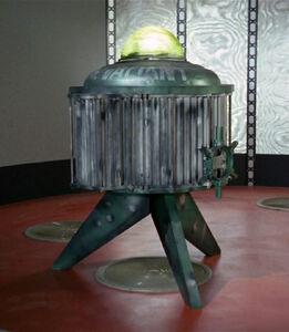 SS Valiant's disaster recorder