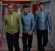Starfleet dress uniforms, late 2260s
