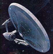 USS Enterprise Phase II Mike Minor 2