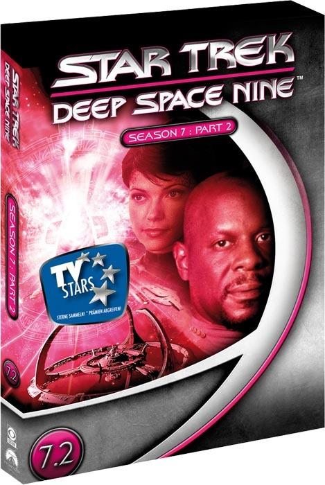 DS9 DVD-Box Staffel 7.2