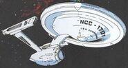 Enterprise, comic strip US