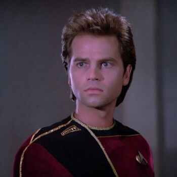 ... as Admiral Mark Jameson in his prime