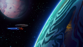 Cerritos in orbit of Tulgana IV.png