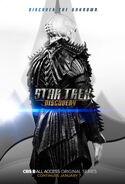 Star Trek Discovery Season 1 Chapter 2 Voq poster
