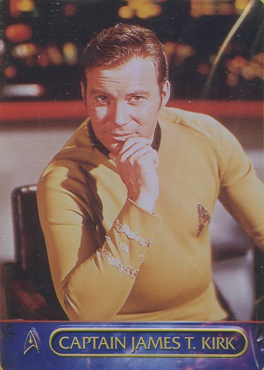 Star Trek: Distinguished Officers Series - Featuring James T Kirk