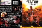 Cover of The Wrath of Khan original DVD