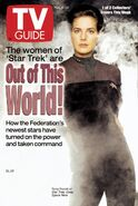 TV Guide cover, 1997-11-08 (1 of 2)