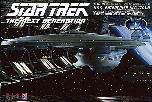 AMT-Platz Model kit GDS8136 USS Enterprise-B 2010.jpg