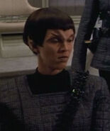 Romulan officer 1, 2374